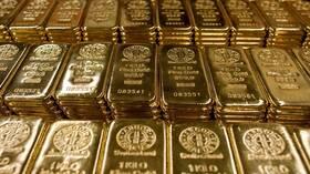 الصين تضبط 13 طن ذهب و37 مليار دولار داخل قبو منزل لعمدة مدينة هايكو