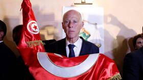 تونس.. الإعلان رسميا عن فوز قيس سعيد في الانتخابات الرئاسية