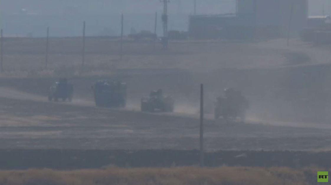 بدء تسيير الدوريات الروسية التركية المشتركة شمال سوريا