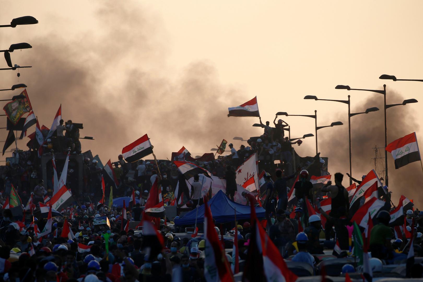 السيستاني يدعو لمنع إراقة دماء العراقيين ويحذر من الانزلاق للاقتتال