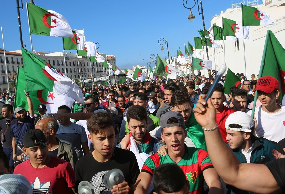 الجزائر العاصمة، الجزائر، 1 نوفمبر 2019