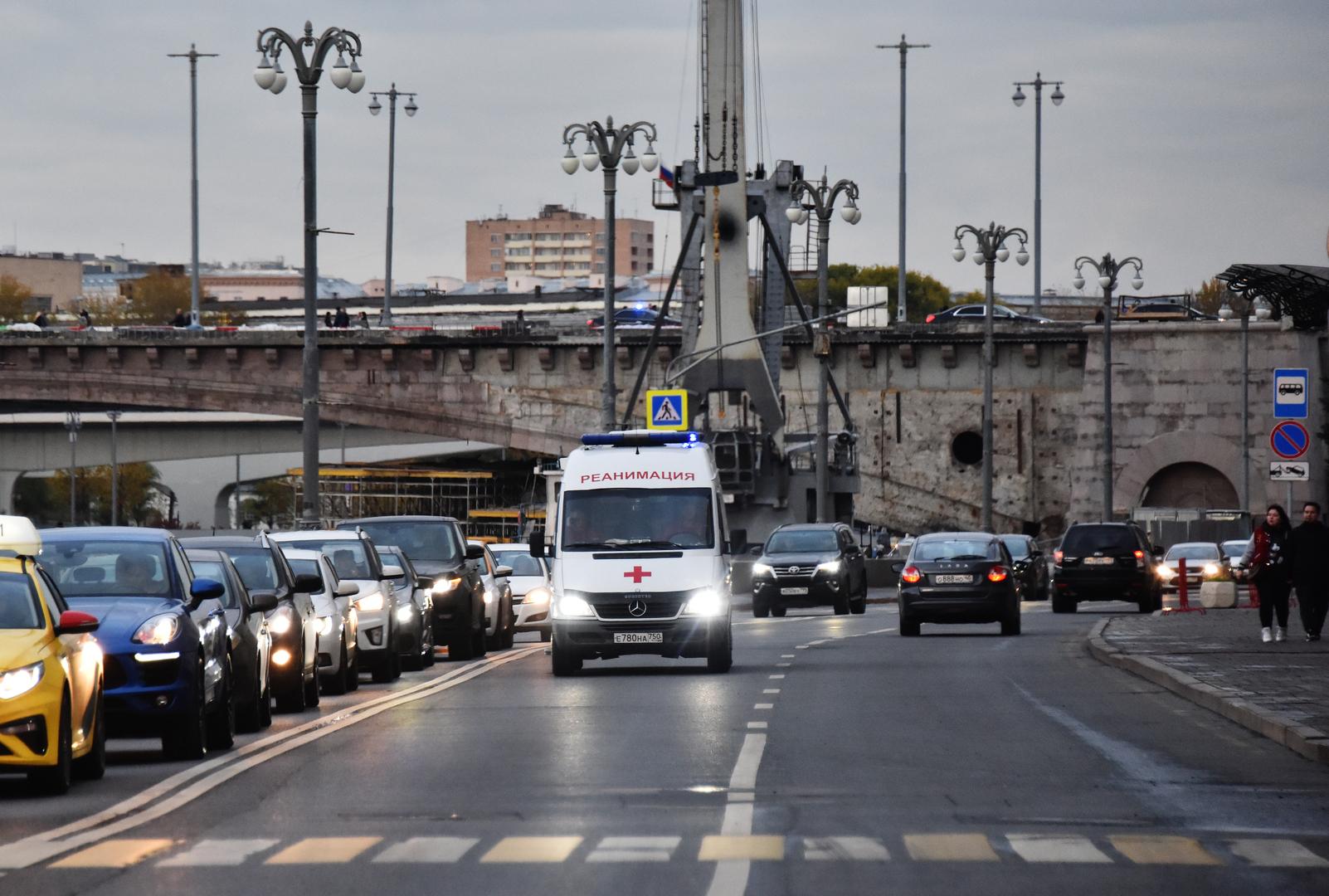 اختراع روسي لتجنب حوادث السير حال تعرض السائق لمشكلة صحية طارئة