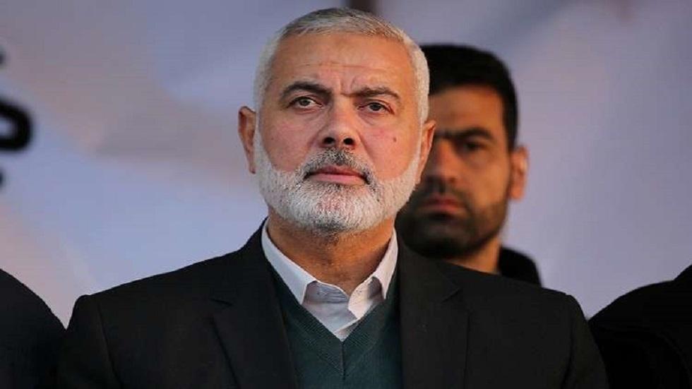 إسماعيل هنية: تلقينا ردا بالموافقة من الرئيس عباس على إجراء انتخابات رئاسية وتشريعية