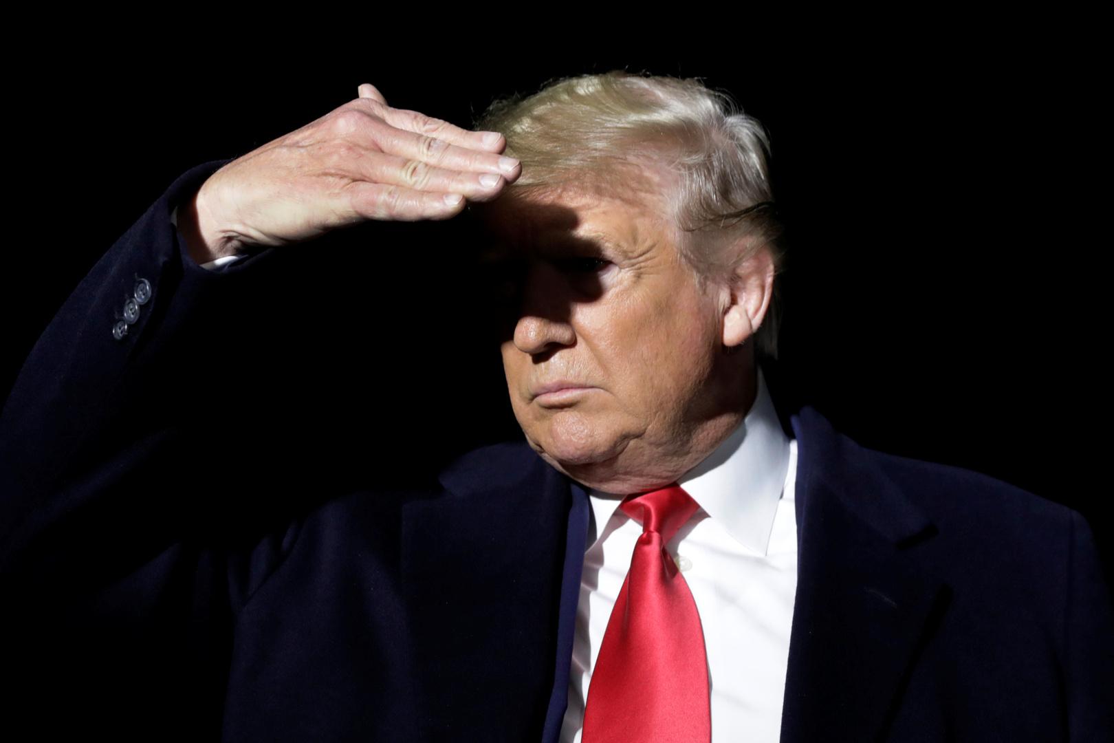ترامب يبحث عن