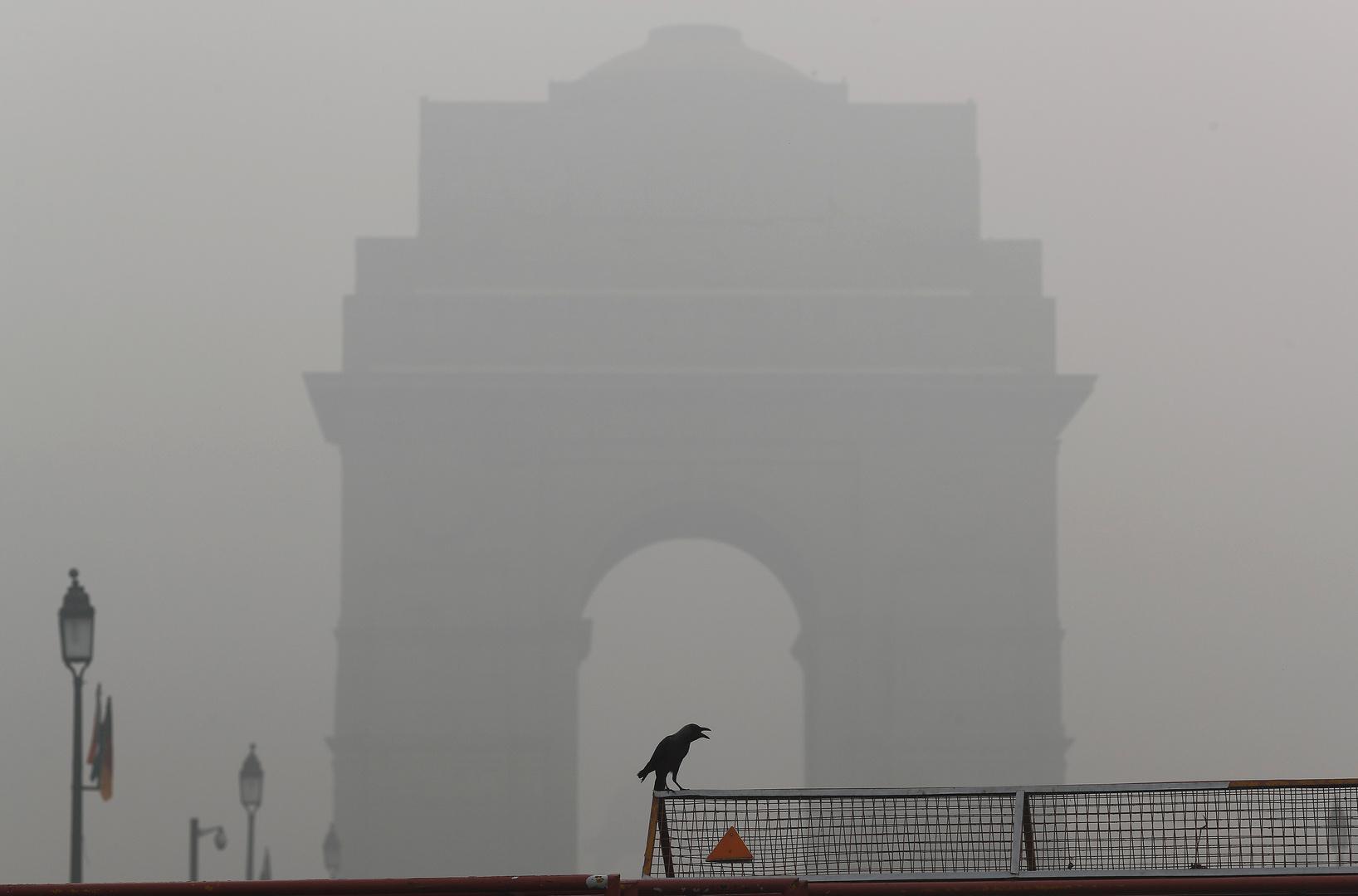 مستويات تلوث هواء لا تحتمل.. نيودلهي تعلن حالة الطوارئ
