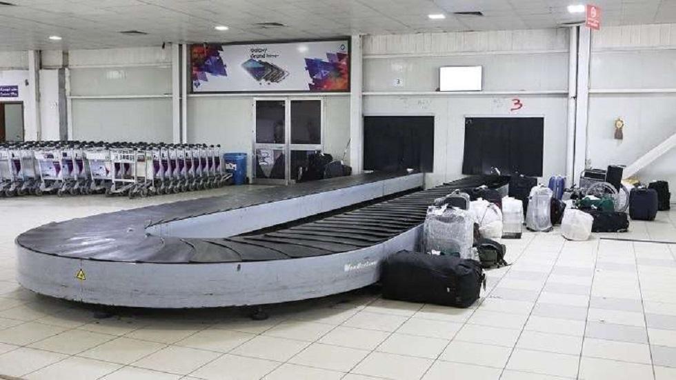 إغلاق مطار