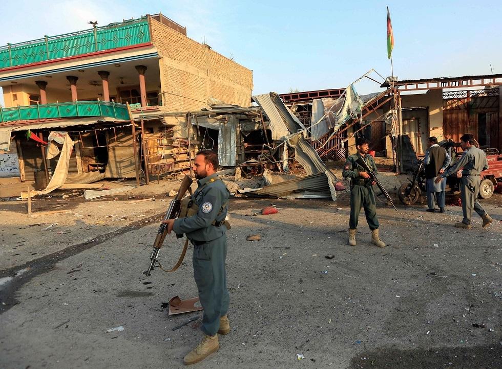 أفغانستان.. مقتل 5 جنود و8 مدنيين في هجومين منفصلين