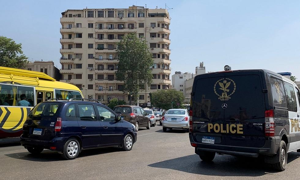 شرطة في مصر