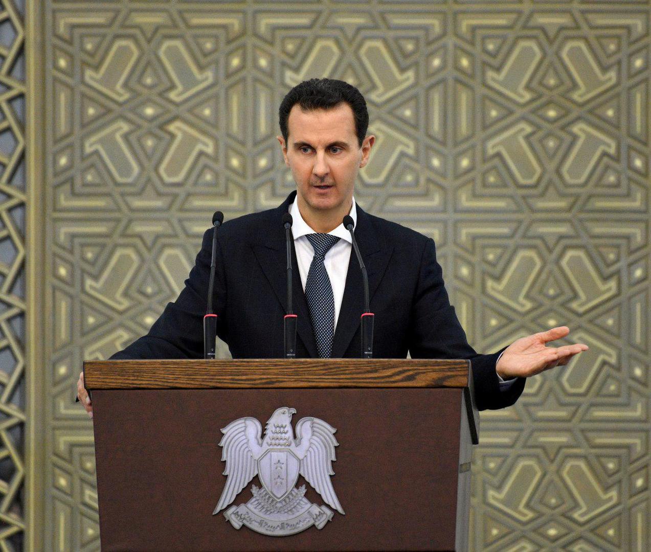 الرئيس السوري يحيل قانون مجلس الدولة إلى المحكمة الدستورية العليا