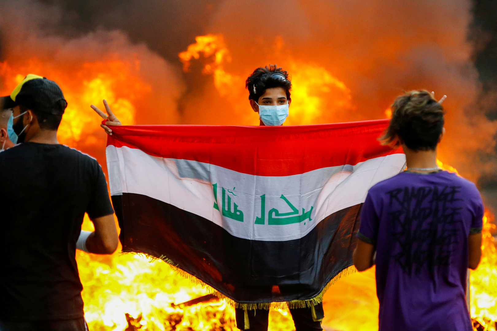 Our correspondent: cut the Internet in Baghdad and a number of Iraqi cities
