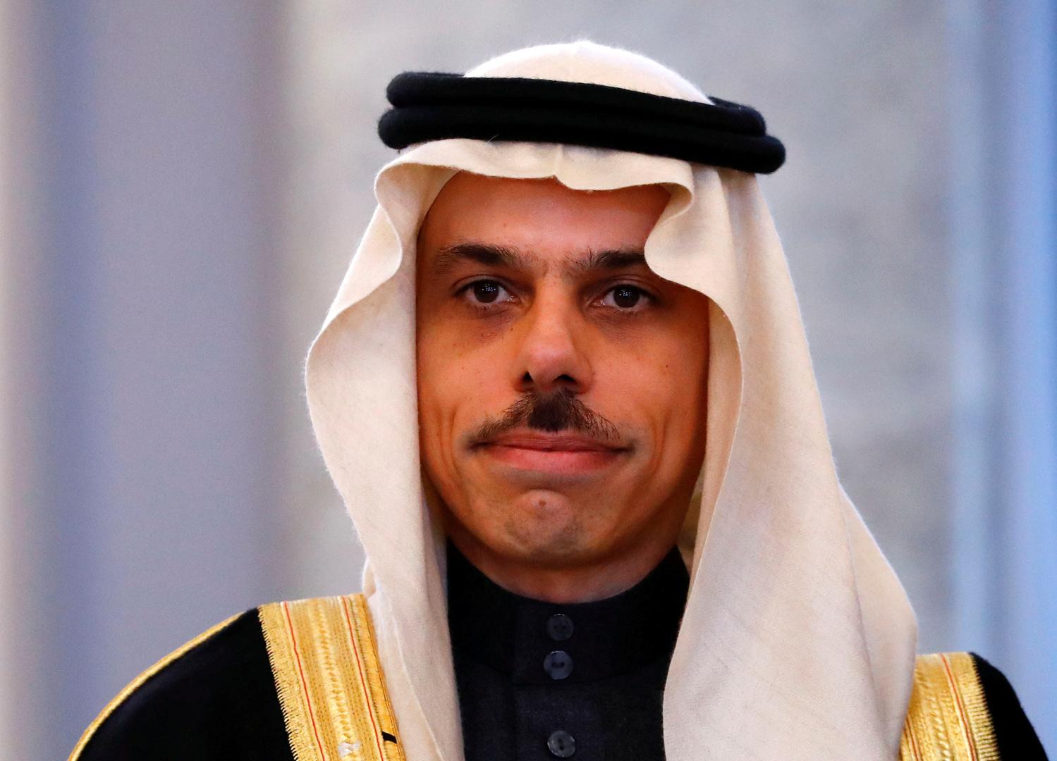 Pompeo calls Saudi Arabia's new foreign minister