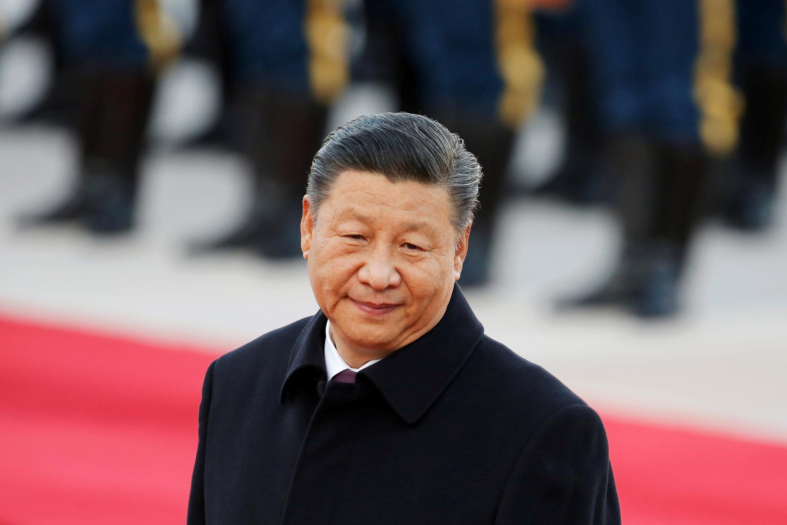 الرئيس الصيني يدعم زعيمة هونغ كونغ