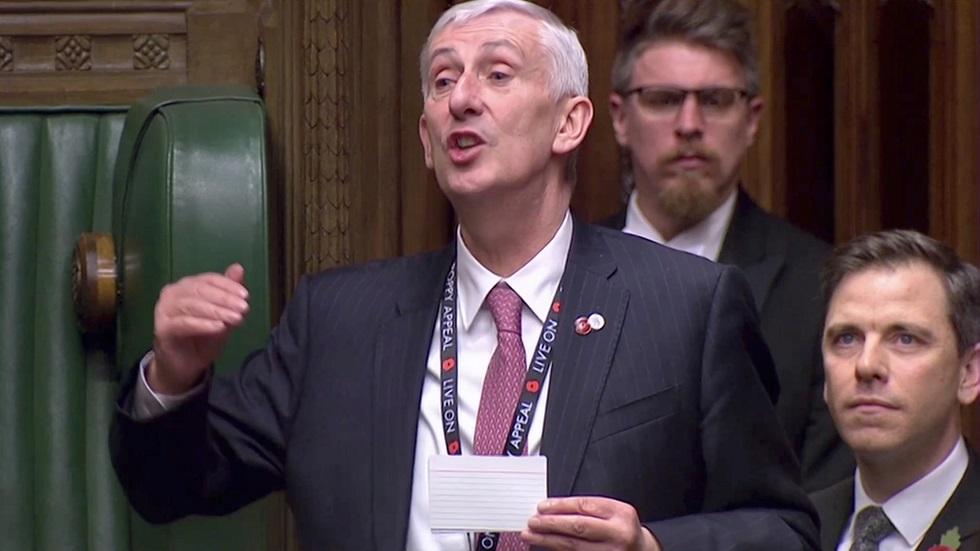 البرلمان البريطاني ينتخب رئيسا جديدا له