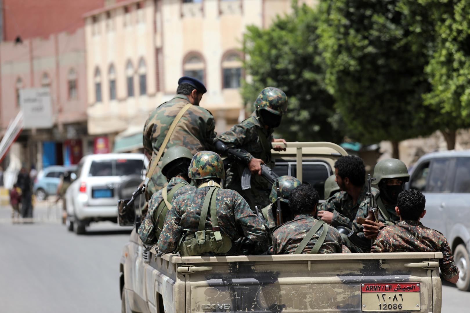 الحوثيون يسقطون طائرة استطلاع للتحالف في صعدة