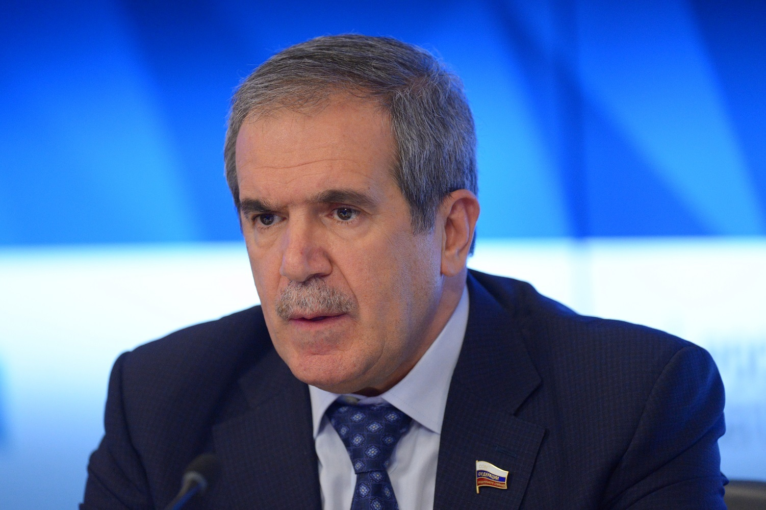 السيناتور الروسي عن جمهورية الشيشان زياد سبسبي