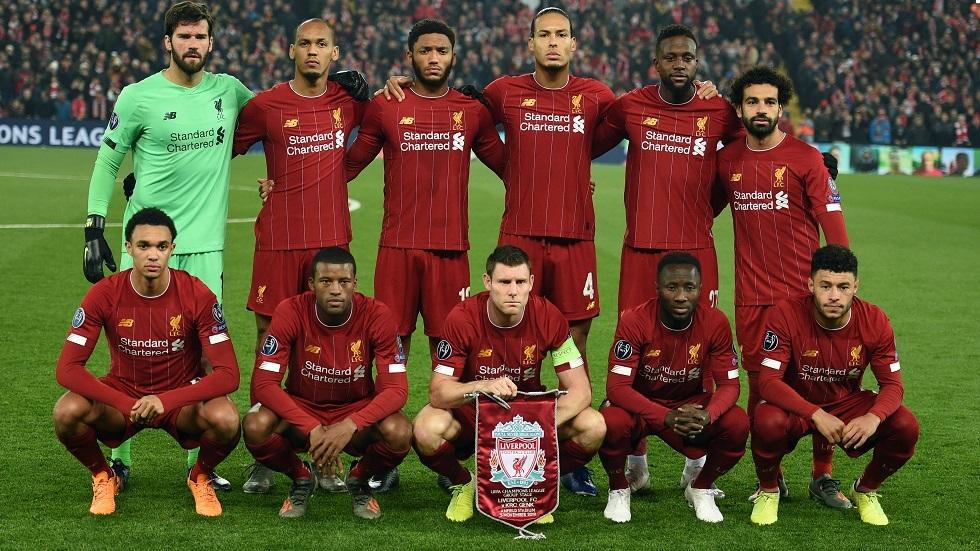ليفربول يخطف صدارة مجموعته في دوري أبطال أوروبا (فيديو)