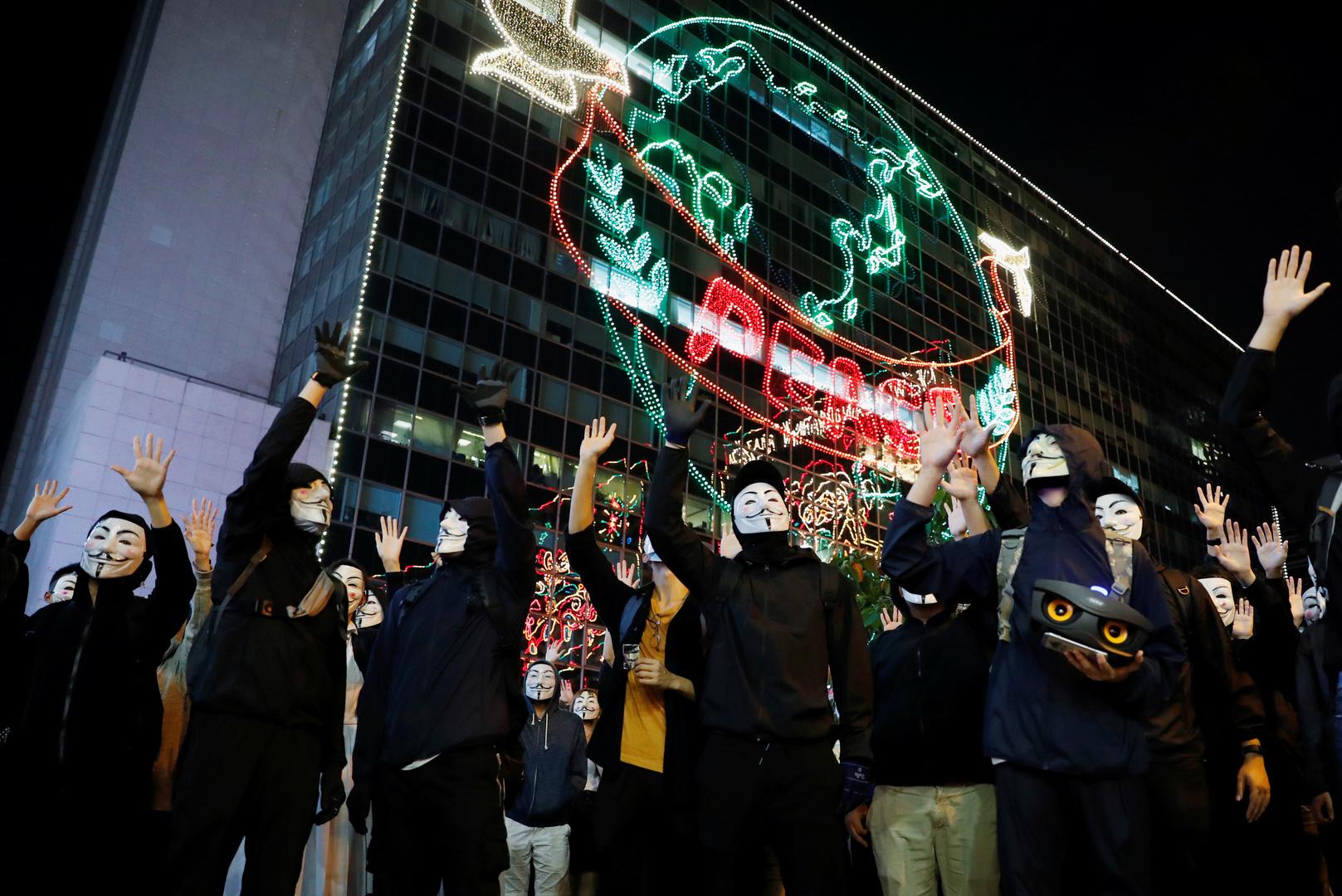جرح نائب موال لبكين في هونغ كونغ في هجوم بسكين