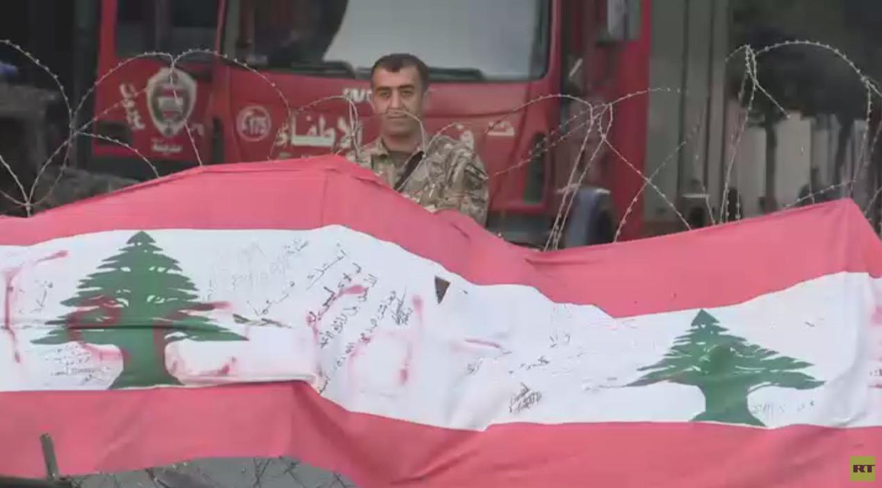 الجيش يواصل فتح الطرق بأنحاء لبنان