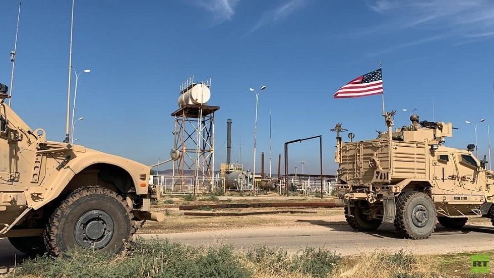 الولايات المتحدة تنشر في سوريا قواعد نفطية