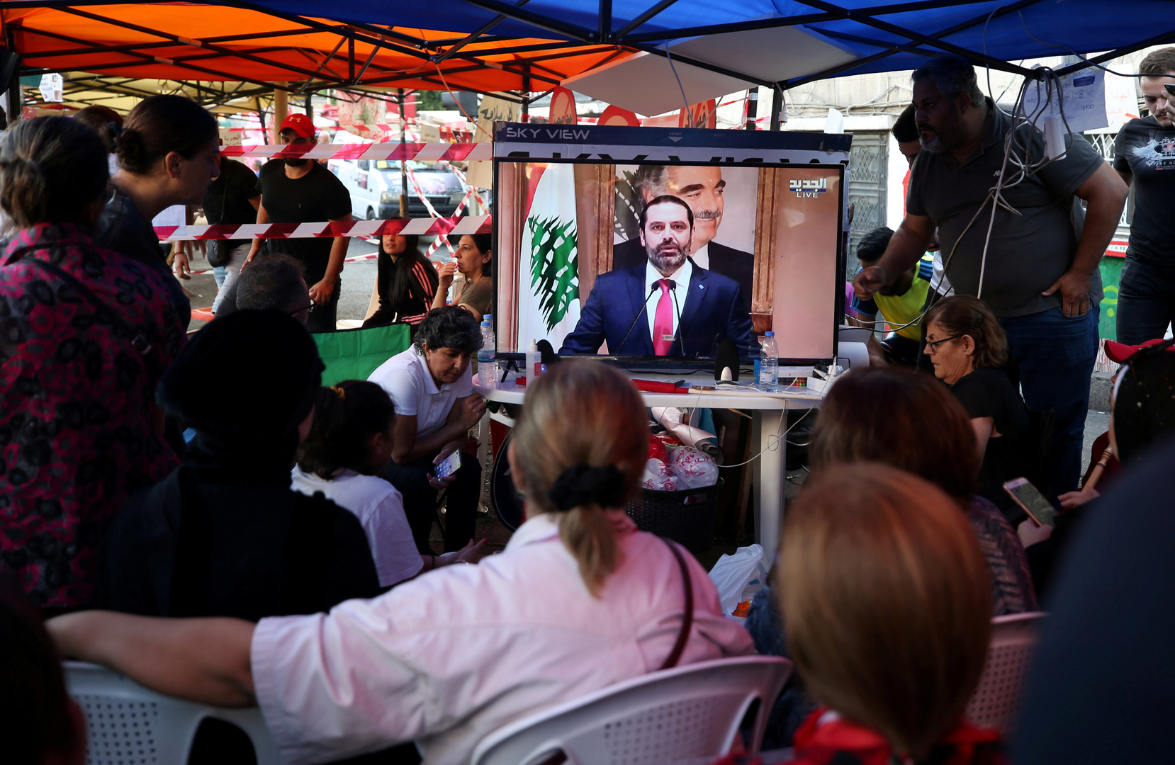 موقع لبناني: الحريري يروج لوزيرة داخليته لترؤس الحكومة الجديدة