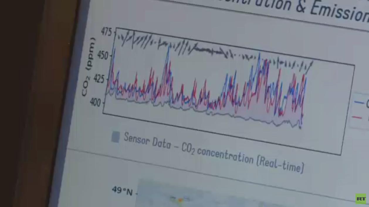باريس ترصد المناخ بمجسات تقيس الكربون