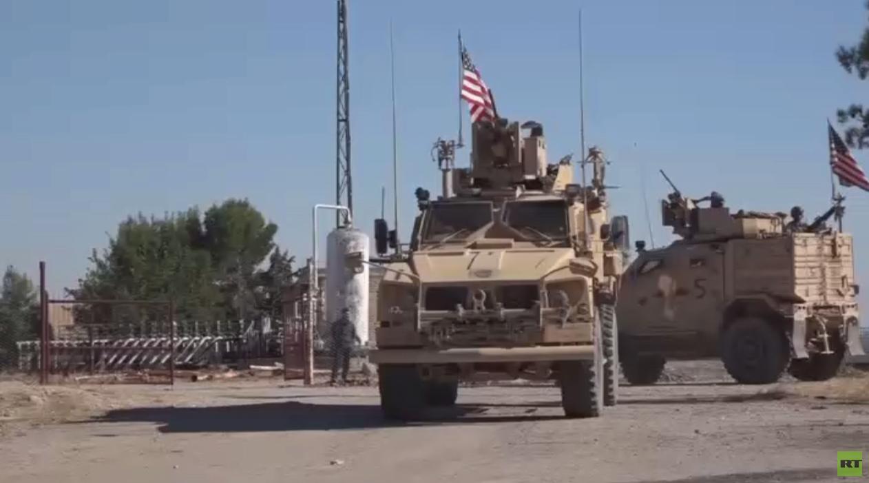 دوريات أمريكية بحقول النفط في سوريا