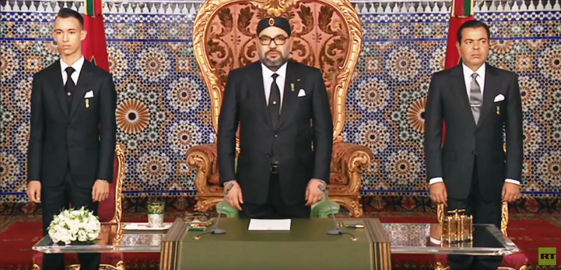 العاهل المغربي: الحكم الذاتي هو الحل الأمثل لقضية الصحراء