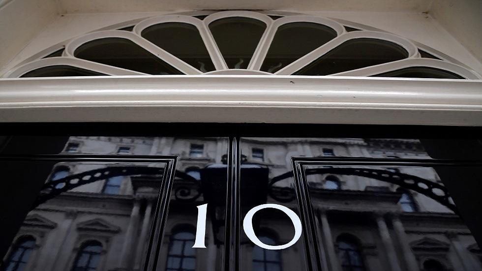 مكتب رئيس الوزراء البريطاني