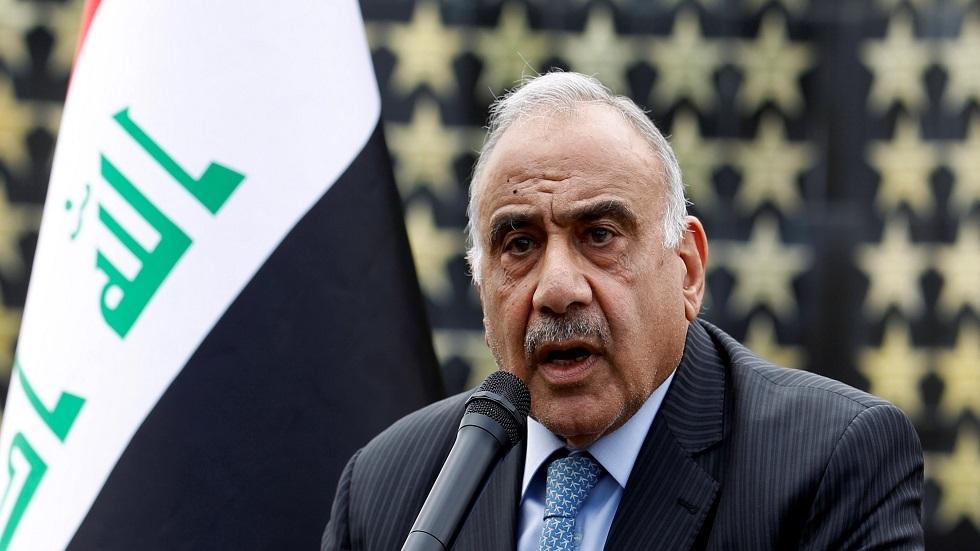 عبد المهدي: الموازنة العامة للعراق ليست أرقاما والخلل فيها يؤدي إلى تأخر البلاد