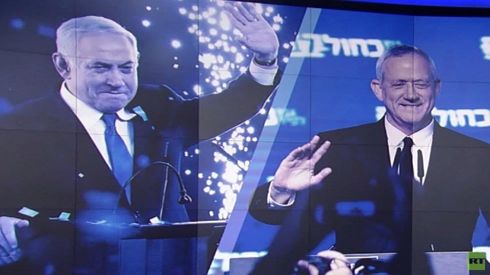 مساعي غانتس لتشكيل الحكومة الإسرائيلية
