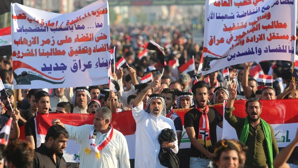 مراسلنا: مقتل 3 أشخاص وجرح 200 آخرين في البصرة جنوبي العراق