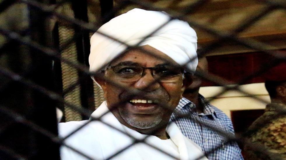 الرئيس السوداني المعزول عمر حسن البشير - أرشيف