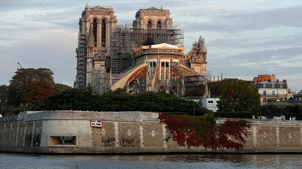فرنسا تدعو روسيا للمشاركة في إعادة إعمار