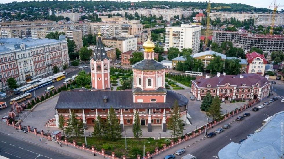 مدينة ساراتوف في روسيا