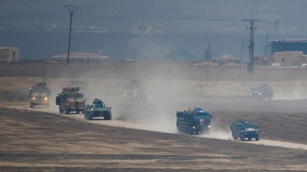 انطلاق دورية روسية تركية ثالثة شمال شرقي سوريا