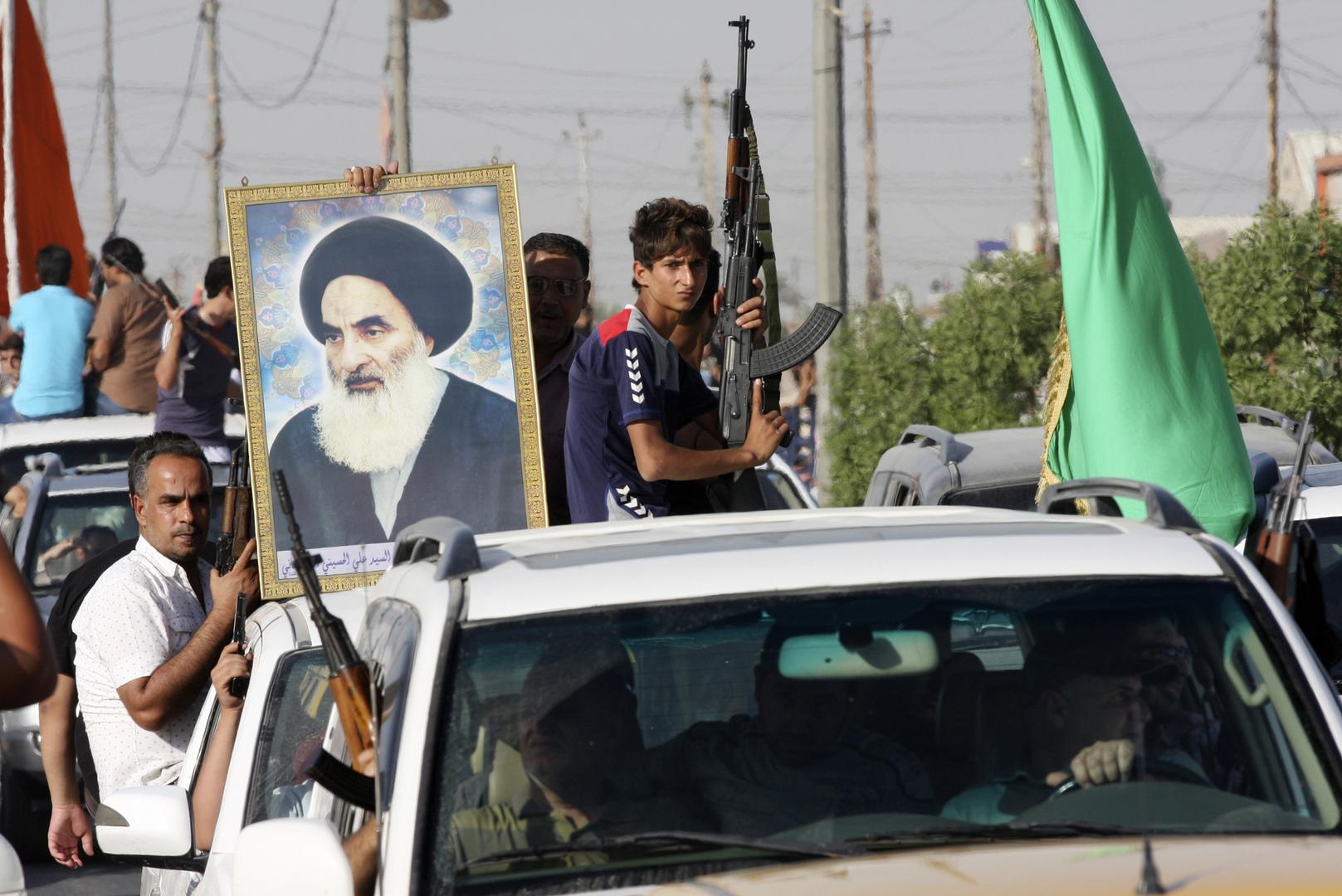 السيستاني يحذر من استغلال احتجاجات العراق من جهات داخلية وخارجية