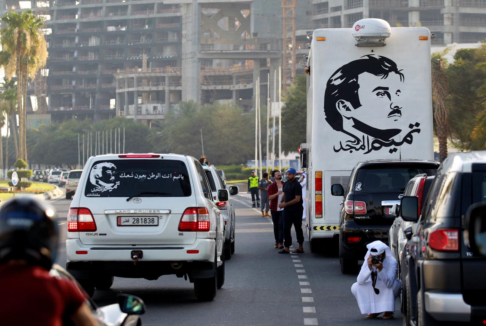 مسؤول سعودي: قطر تسعى لخفض التوتر مع جيرانها