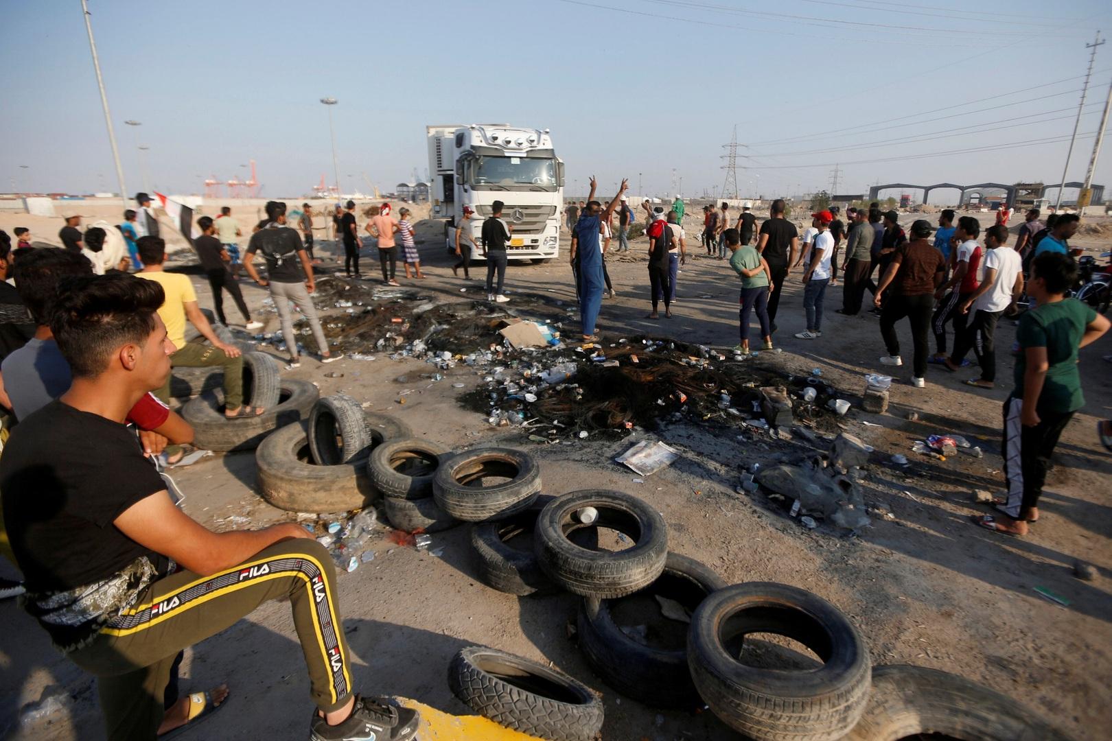 خسائر العراق بسبب الأوضاع الأخيرة