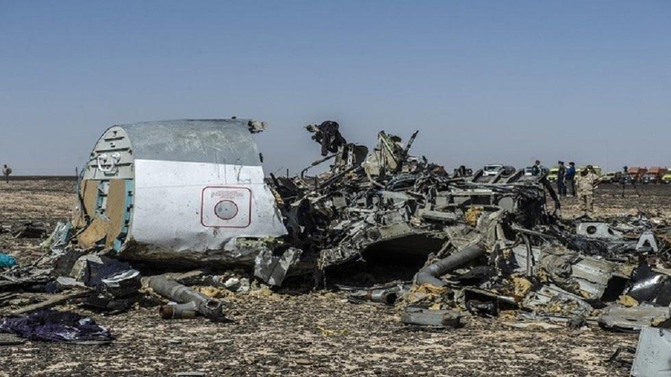 وسائل إعلام تنشر تفاصيل لأول مرة عن المتورط في تفجير الطائرة الروسية في سيناء عام 2015