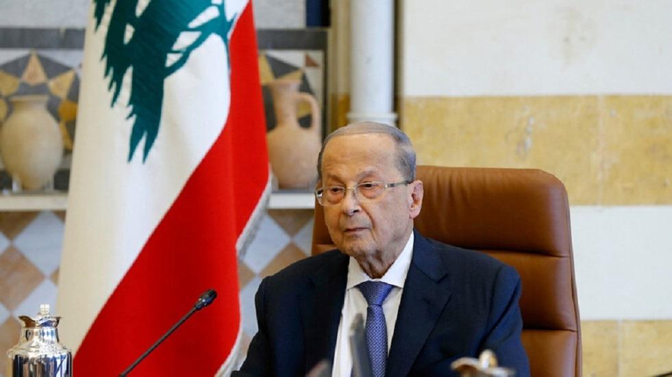لبنان.. عون ينتقد بيانا للاتحاد الأوروبي بشأن اللاجئين السوريين