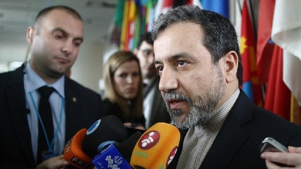 طهران: عودة واشنطن إلى الاتفاق النووي مشروطة برفع العقوبات بالكامل