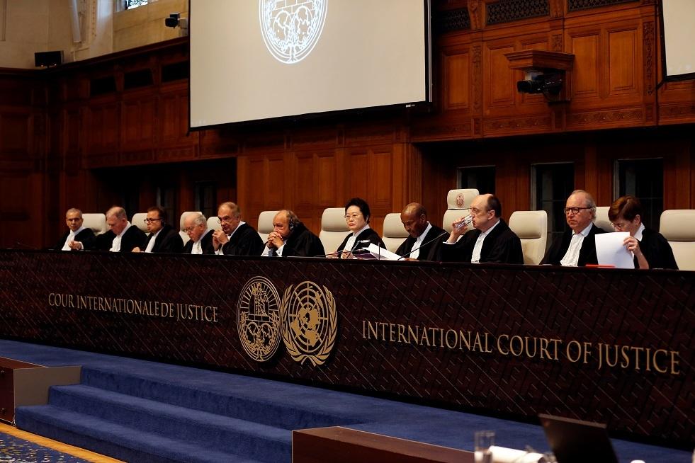 محكمة العدل الدولية في لاهاي- أرشيف