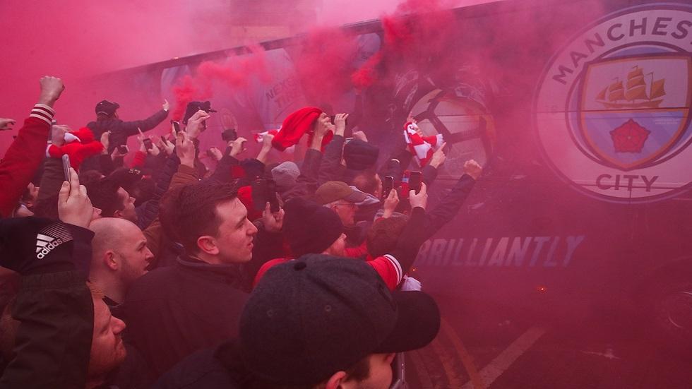ضمانات أمنية لمانشستر سيتي قبل مواجهة ليفربول