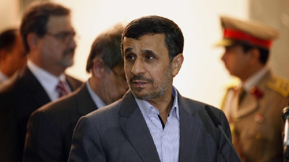 دعوات في إيران للرئيس الإيراني السابق أحمدي نجاد للترشح لخوض الانتخابات البرلمانية
