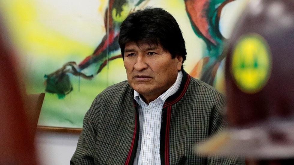 رئيس بوليفيا يندد بـ