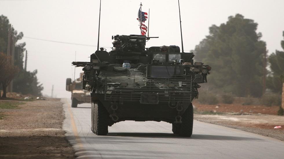 وكالة: القوات الأمريكية غيرت خارطة انتشارها في سوريا وتبني قواعد جديدة قرب حقول النفط بدير الزور
