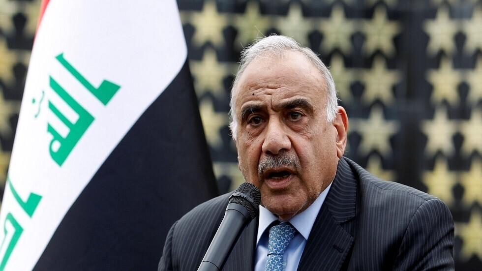 عبد المهدي: الإعلان عن إصلاحات انتخابية سيتم في غضون الأيام القليلة القادمة