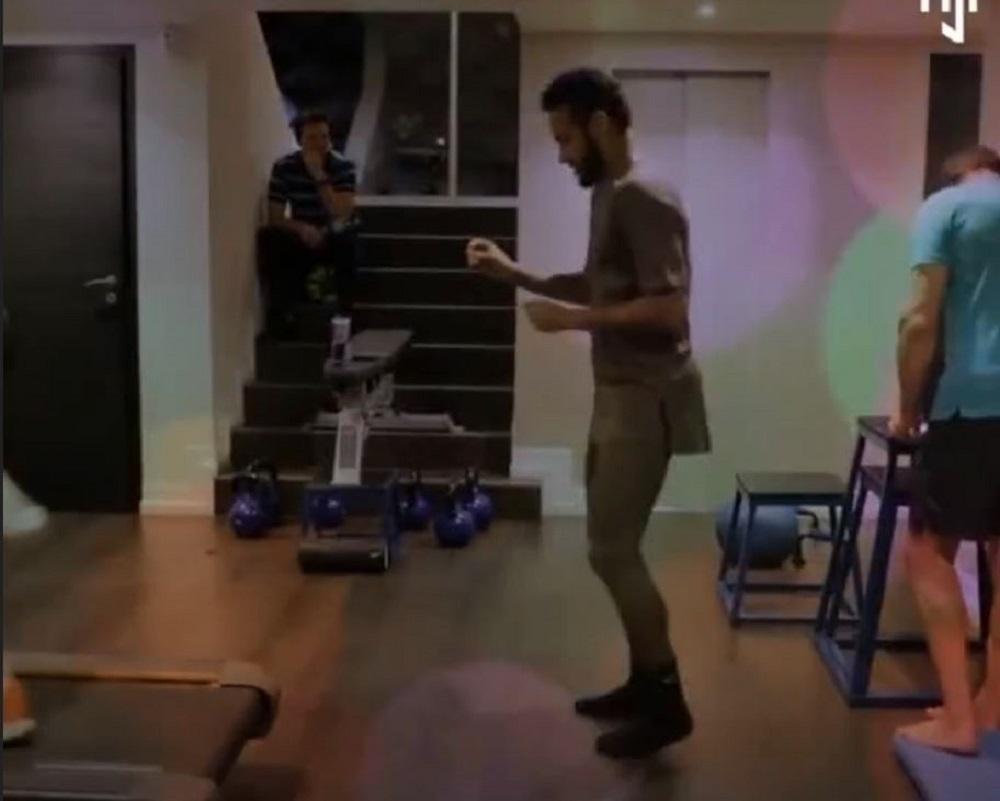 نيمار يقاتل من أجل العودة للملاعب بالرقص