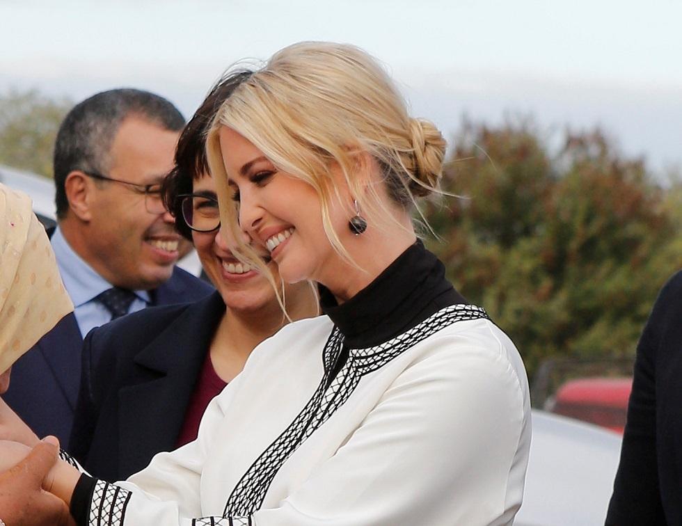 إيفانكا ترامب ترقص على أنغام مغربية