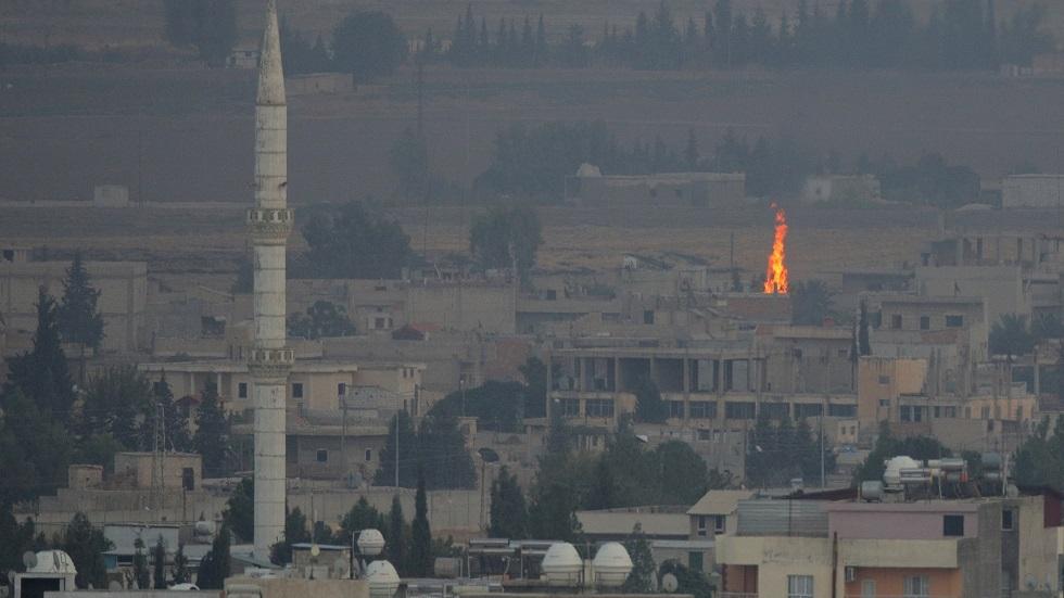 مدينة رأس العين السورية - أرشيف